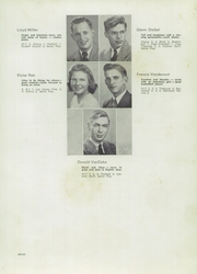 Page 15, 1945 Edition, Madison Memorial High School - Cauldron Yearbook (Madison, OH) online yearbook collection