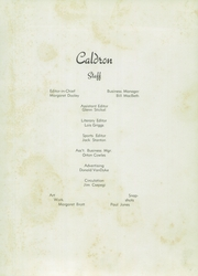 Page 7, 1945 Edition, Madison Memorial High School - Cauldron Yearbook (Madison, OH) online yearbook collection