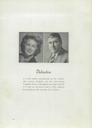 Page 9, 1945 Edition, Madison Memorial High School - Cauldron Yearbook (Madison, OH) online yearbook collection
