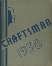 Page 1, 1938 Edition, Macomber Vocational High School - Craftsman Yearbook (Toledo, OH) online yearbook collection