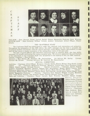 Page 12, 1938 Edition, Macomber Vocational High School - Craftsman Yearbook (Toledo, OH) online yearbook collection