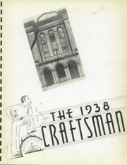 Page 7, 1938 Edition, Macomber Vocational High School - Craftsman Yearbook (Toledo, OH) online yearbook collection