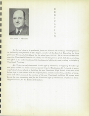 Page 9, 1938 Edition, Macomber Vocational High School - Craftsman Yearbook (Toledo, OH) online yearbook collection