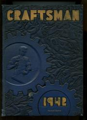 1942 Edition, Macomber Vocational High School - Craftsman Yearbook (Toledo, OH)