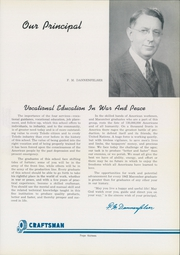 Page 17, 1942 Edition, Macomber Vocational High School - Craftsman Yearbook (Toledo, OH) online yearbook collection
