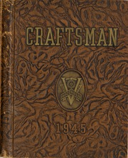 1945 Edition, Macomber Vocational High School - Craftsman Yearbook (Toledo, OH)