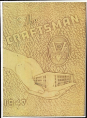 1947 Edition, Macomber Vocational High School - Craftsman Yearbook (Toledo, OH)