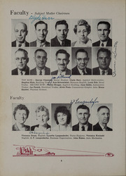 Page 12, 1948 Edition, Macomber Vocational High School - Craftsman Yearbook (Toledo, OH) online yearbook collection