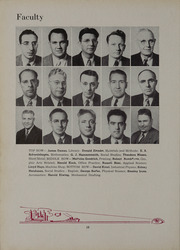 Page 14, 1948 Edition, Macomber Vocational High School - Craftsman Yearbook (Toledo, OH) online yearbook collection