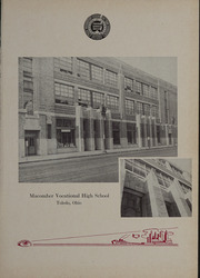 Page 5, 1948 Edition, Macomber Vocational High School - Craftsman Yearbook (Toledo, OH) online yearbook collection