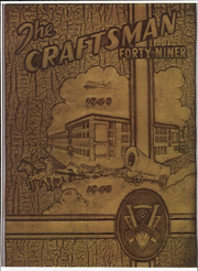 Page 1, 1949 Edition, Macomber Vocational High School - Craftsman Yearbook (Toledo, OH) online yearbook collection