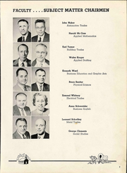 Page 15, 1949 Edition, Macomber Vocational High School - Craftsman Yearbook (Toledo, OH) online yearbook collection