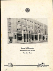 Page 7, 1949 Edition, Macomber Vocational High School - Craftsman Yearbook (Toledo, OH) online yearbook collection