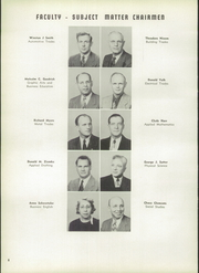 Page 14, 1950 Edition, Macomber Vocational High School - Craftsman Yearbook (Toledo, OH) online yearbook collection