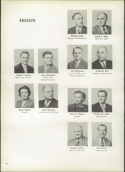 Page 16, 1950 Edition, Macomber Vocational High School - Craftsman Yearbook (Toledo, OH) online yearbook collection