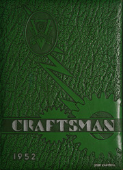 1952 Edition, Macomber Vocational High School - Craftsman Yearbook (Toledo, OH)