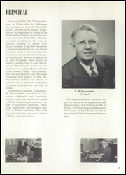 Page 11, 1953 Edition, Macomber Vocational High School - Craftsman Yearbook (Toledo, OH) online yearbook collection