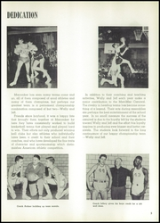 Page 9, 1953 Edition, Macomber Vocational High School - Craftsman Yearbook (Toledo, OH) online yearbook collection