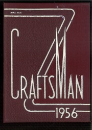 1956 Edition, Macomber Vocational High School - Craftsman Yearbook (Toledo, OH)