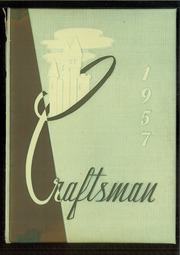 1957 Edition, Macomber Vocational High School - Craftsman Yearbook (Toledo, OH)