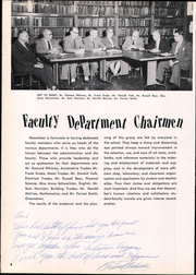 Page 12, 1958 Edition, Macomber Vocational High School - Craftsman Yearbook (Toledo, OH) online yearbook collection