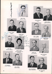 Page 16, 1958 Edition, Macomber Vocational High School - Craftsman Yearbook (Toledo, OH) online yearbook collection