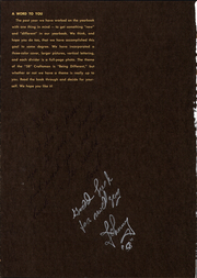 Page 4, 1958 Edition, Macomber Vocational High School - Craftsman Yearbook (Toledo, OH) online yearbook collection