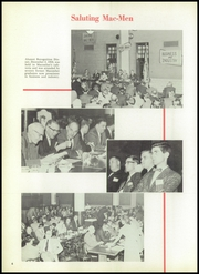 Page 10, 1959 Edition, Macomber Vocational High School - Craftsman Yearbook (Toledo, OH) online yearbook collection
