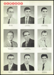 Page 12, 1959 Edition, Macomber Vocational High School - Craftsman Yearbook (Toledo, OH) online yearbook collection