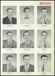 Page 17, 1959 Edition, Macomber Vocational High School - Craftsman Yearbook (Toledo, OH) online yearbook collection