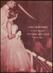 Page 5, 1959 Edition, Macomber Vocational High School - Craftsman Yearbook (Toledo, OH) online yearbook collection