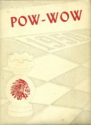 1958 Edition, St Henry High School - Pow Wow Yearbook (St Henry, OH)