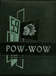1959 Edition, St Henry High School - Pow Wow Yearbook (St Henry, OH)