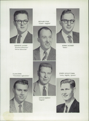 Page 11, 1959 Edition, St Henry High School - Pow Wow Yearbook (St Henry, OH) online yearbook collection