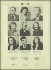 Page 10, 1949 Edition, Stryker High School - Panthian Yearbook (Stryker, OH) online yearbook collection