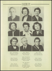 Page 11, 1949 Edition, Stryker High School - Panthian Yearbook (Stryker, OH) online yearbook collection