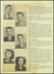 Page 13, 1949 Edition, Stryker High School - Panthian Yearbook (Stryker, OH) online yearbook collection