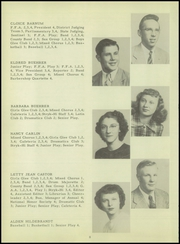 Page 14, 1949 Edition, Stryker High School - Panthian Yearbook (Stryker, OH) online yearbook collection