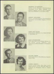 Page 15, 1949 Edition, Stryker High School - Panthian Yearbook (Stryker, OH) online yearbook collection