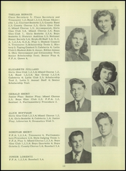 Page 16, 1949 Edition, Stryker High School - Panthian Yearbook (Stryker, OH) online yearbook collection