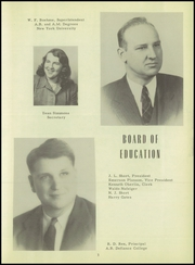Page 9, 1949 Edition, Stryker High School - Panthian Yearbook (Stryker, OH) online yearbook collection