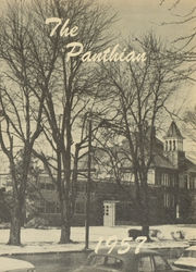 Page 1, 1957 Edition, Stryker High School - Panthian Yearbook (Stryker, OH) online yearbook collection