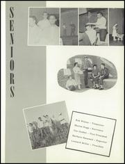 Page 11, 1957 Edition, Stryker High School - Panthian Yearbook (Stryker, OH) online yearbook collection