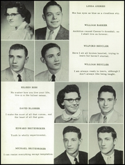 Page 12, 1957 Edition, Stryker High School - Panthian Yearbook (Stryker, OH) online yearbook collection
