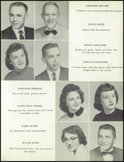 Page 15, 1957 Edition, Stryker High School - Panthian Yearbook (Stryker, OH) online yearbook collection