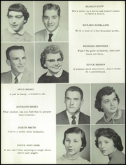 Page 16, 1957 Edition, Stryker High School - Panthian Yearbook (Stryker, OH) online yearbook collection