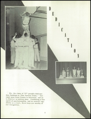 Page 6, 1957 Edition, Stryker High School - Panthian Yearbook (Stryker, OH) online yearbook collection
