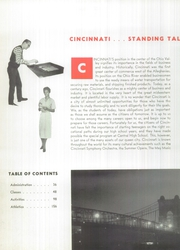 Page 6, 1960 Edition, Central Vocational High School - Pendulum Yearbook (Cincinnati, OH) online yearbook collection