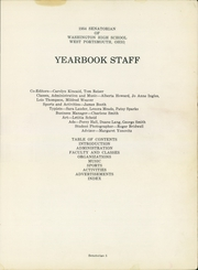 Page 11, 1954 Edition, Washington High School - Senatorian Yearbook (West Portsmouth, OH) online yearbook collection