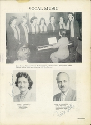 Page 15, 1954 Edition, Washington High School - Senatorian Yearbook (West Portsmouth, OH) online yearbook collection
